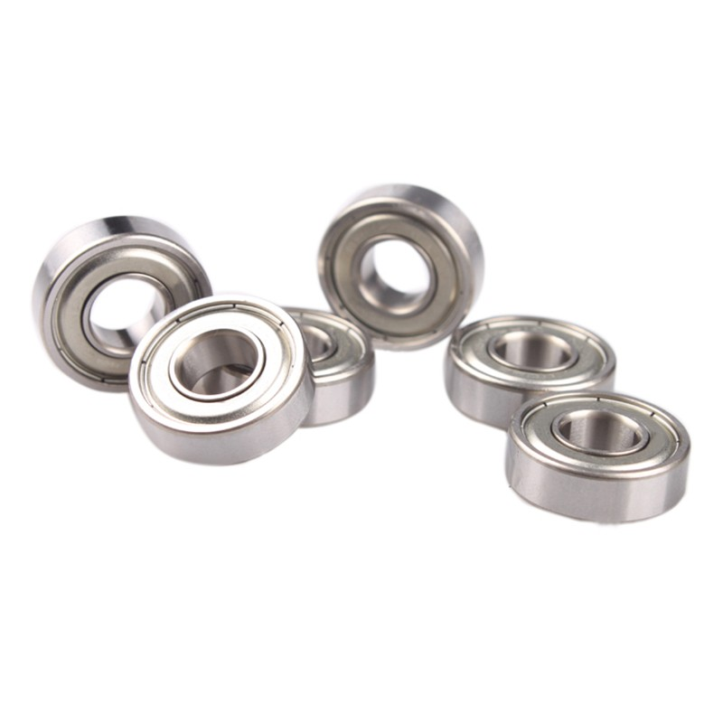 SKF Agricultural Machinery Deep Groove Ball Bearings 6205-2RS 6206-2RS 6207-2RS Zz C3