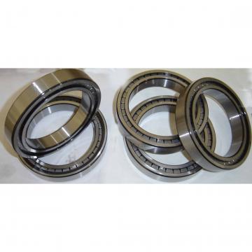ISO QJ1007 angular contact ball bearings