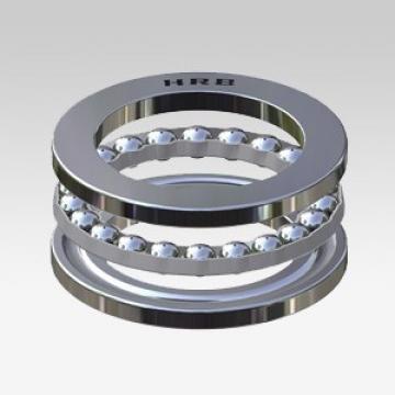 6 mm x 21 mm x 7 mm  ISO E6 deep groove ball bearings